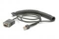 CBA-R02-C09PAR - Cable Zebra RS232