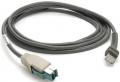 CBA-U03-S07ZAR - Cable Zebra USB Power Plus