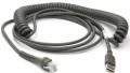 CBA-U09-C15ZAR - Cable Zebra USB tipo A