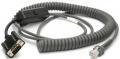 CBA-R12-C12ZAR - Cable Zebra RS232