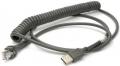 CBA-U12-C09ZAR - Cable Zebra USB tipo A