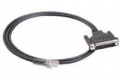 DTL-90G001080 - Cable RS232, 25 pin para lectores Datalogic