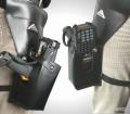 8002 - Funda para terminales Zebra MC9X, para llevar en el cinturón - Quass