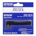 C43S015354 - Epson ERC 09B, cinta de color, negro