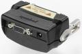 ADP9000-100R - Adaptador de cable USB y RS232 diseñado para MC90XX / MC9190-G