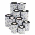 3430080 - Cinta de transferencia térmica Citizen, resina de cera, 80 mm